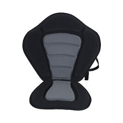 Deluxe On Top Padded Back Canoe Detachable