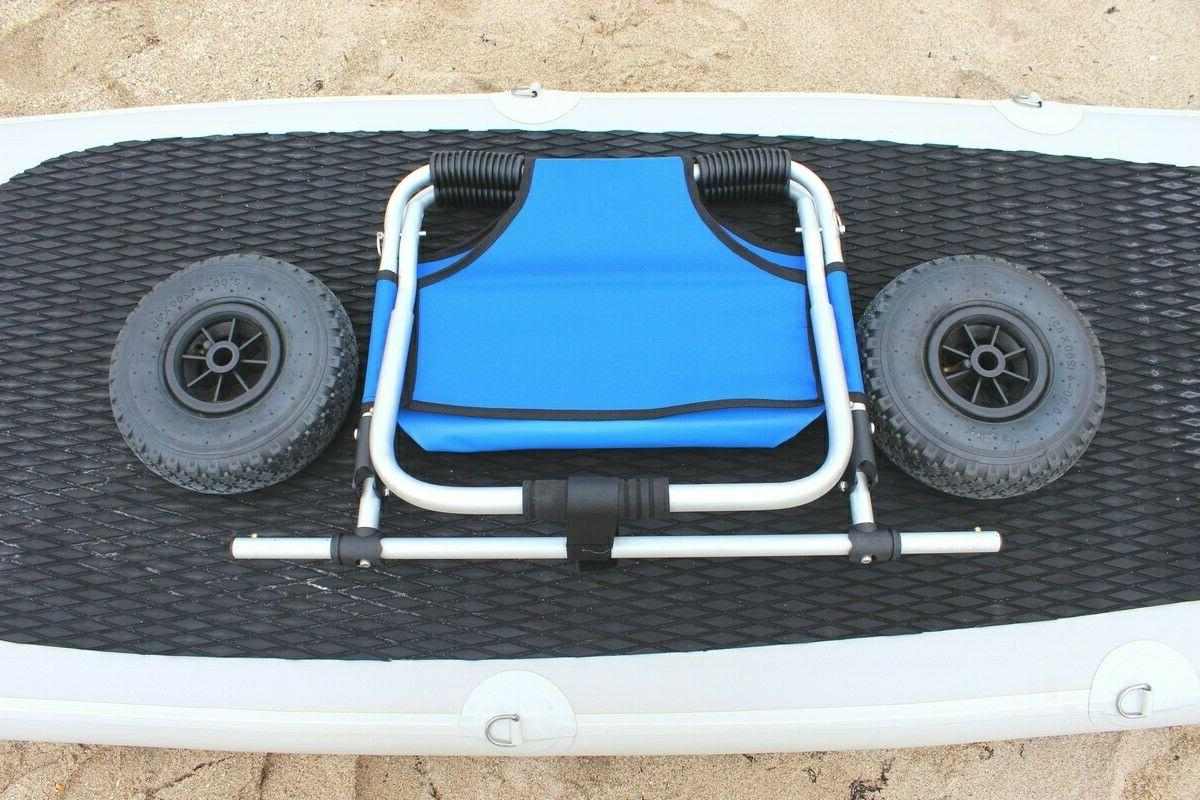DELUXE EASY LOAD KAYAK SUP BE BEACH SEAT