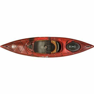 dirigo 106 kayak black cherry