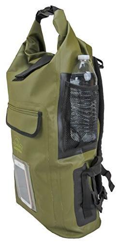 Relentless Recreation Dry Bag Backpack | 30L Waterproof - 50