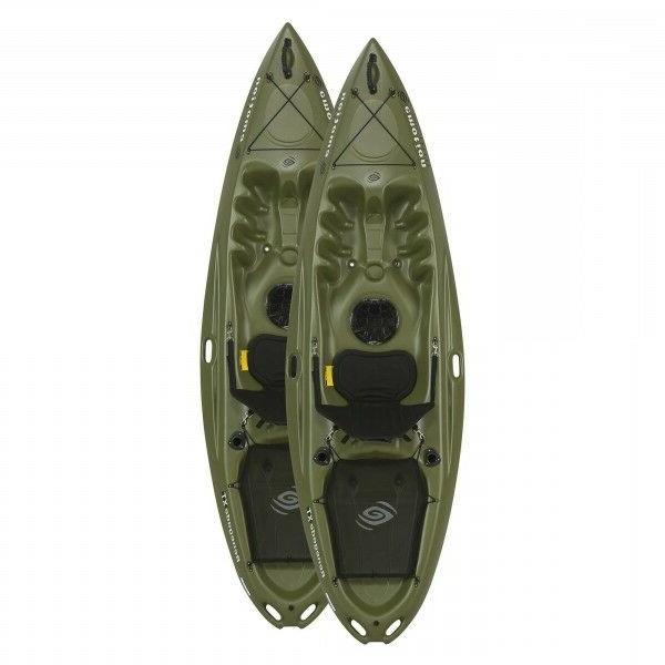 emotion renegade plastic kayaks