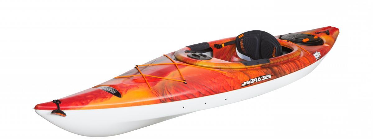escape 120x new kayak lava