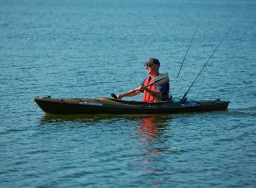 SUNDOLPHIN Sit-in Fishing