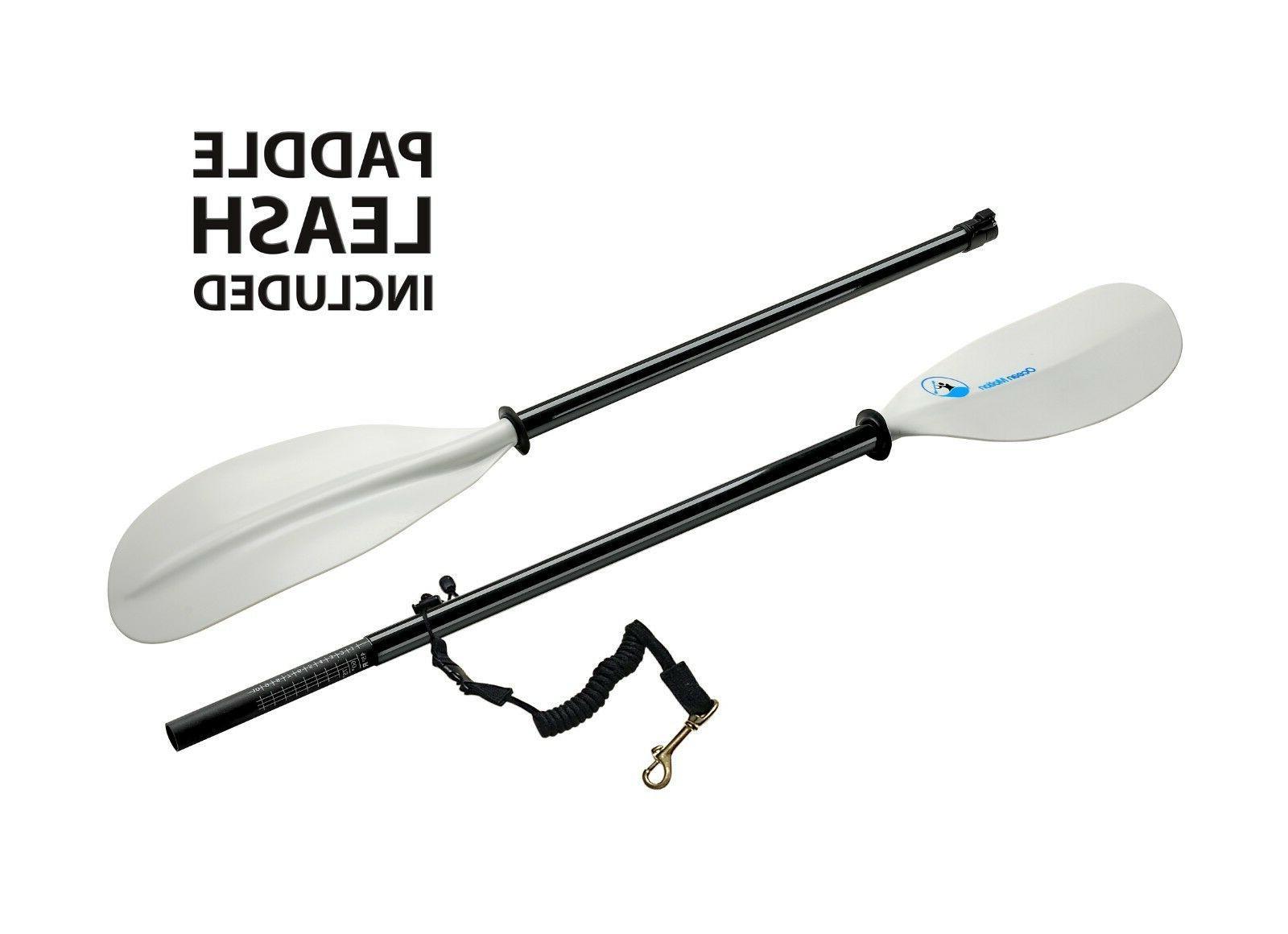 fiberglass shaft kayak paddle 210 220 230