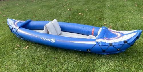 "sevylor kayak ""used""""Tested"""