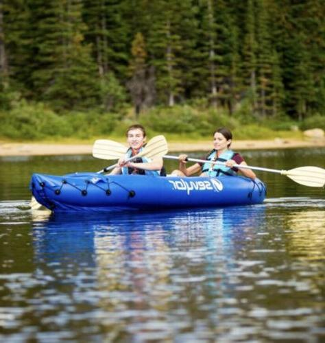Sevylor Fiji Kayak Inflatable Pack