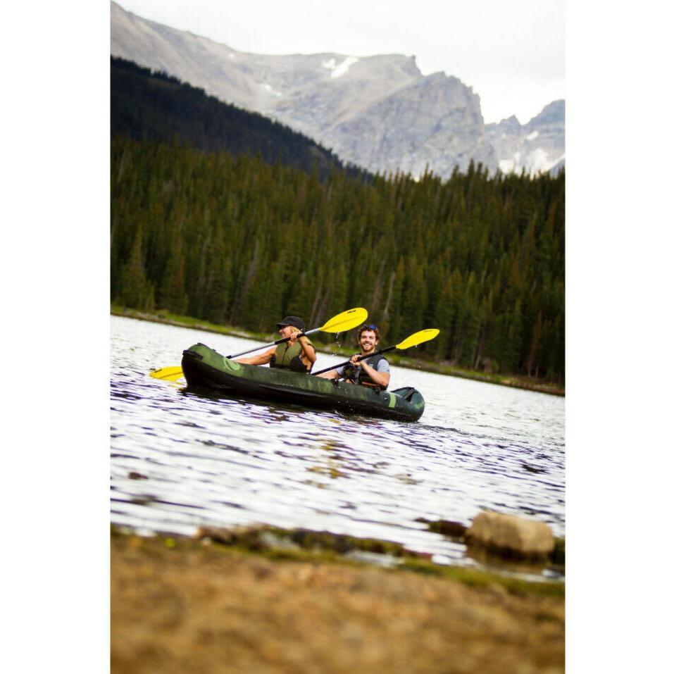 FISHING KAYAK 18-Gauge PVC Adjustable Holder Green