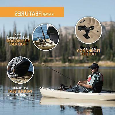 Fishing 10 Lifetime Tamarack Angler 100 Multiple