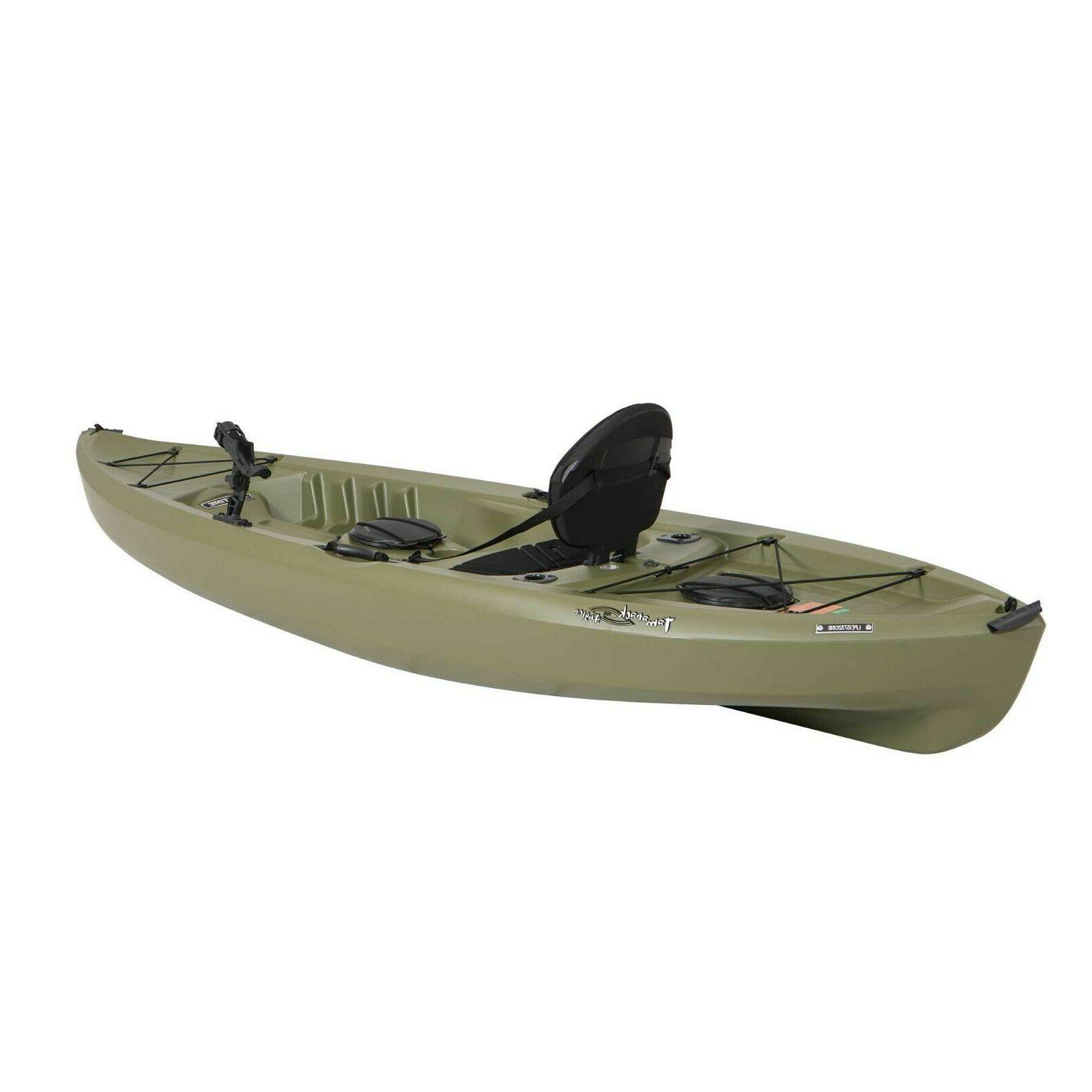 Fishing Kayak with Fishing Seat Back Boat