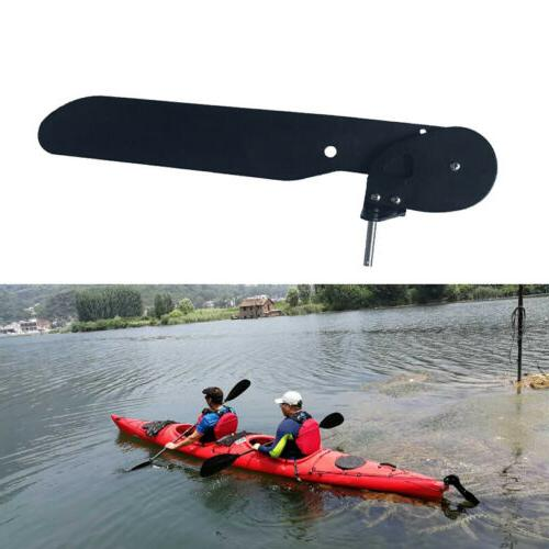 Boat Canoe Direction Fixation For Rudder