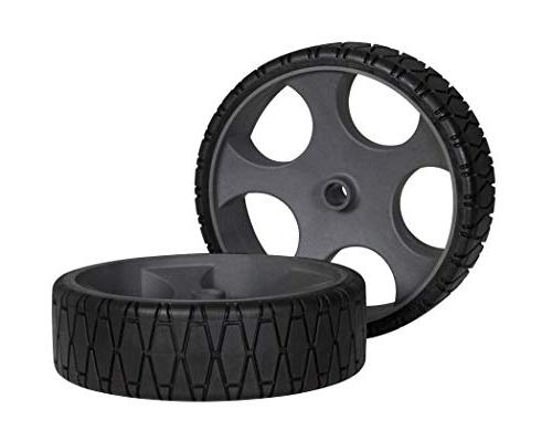 flat wheels