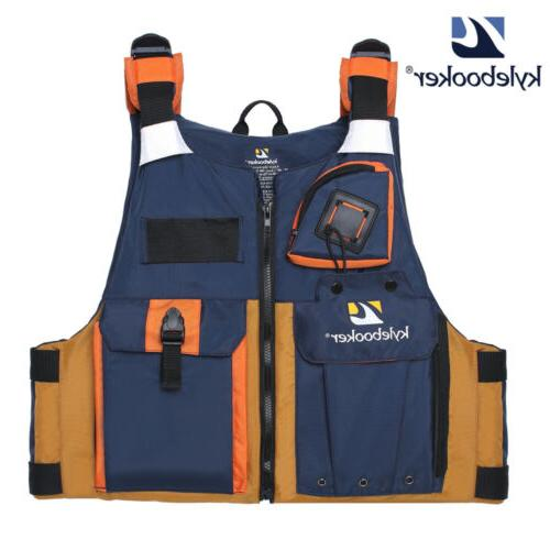 fly fishing vest kayak