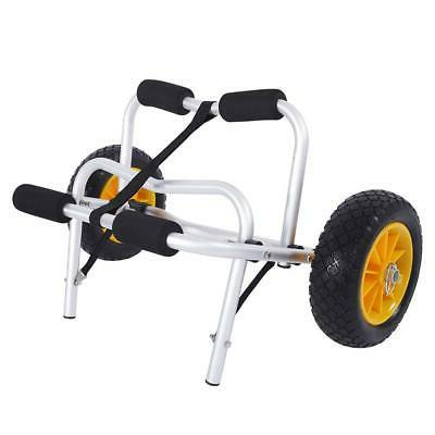 Kayak Jon Carrier Transport Cart Wheel