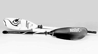 FREE Symbiosa kayak Paddle Wrapped