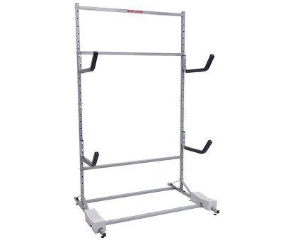 Malone Auto Racks FS Rack System 3 Kayak Storage Freestandin