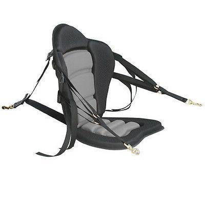 GTS Elite Molded Foam Kayak Seat, Tall Back Kayak Seat, Sit