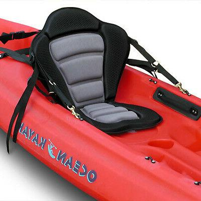 gts elite molded foam kayak seat tall