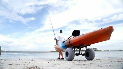 Wilderness Heavy Kayak Beach Tires