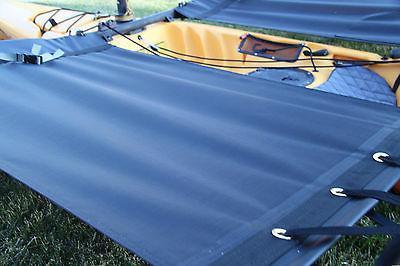 Hobie  Tandem Island Kayak Trampoline set Black mesh Expedit
