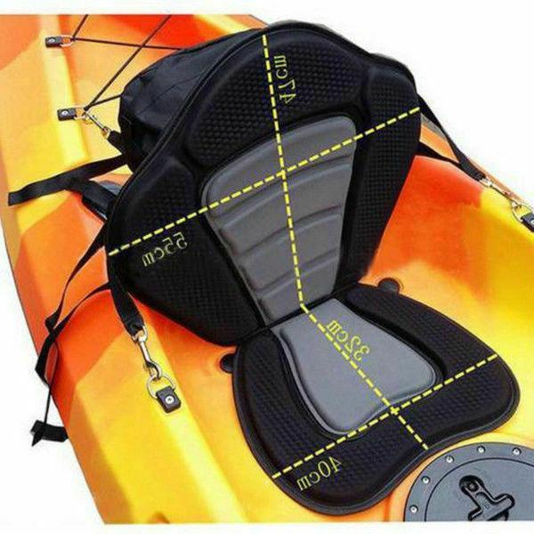 Hot Sale Soft Kayak Detachable Adjustable Backrest