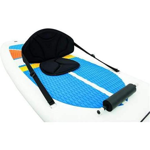 HydroForce White Stand Up Paddleboard and