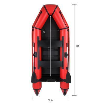 10' Lake Air Dinghy Raft Sports Kayak