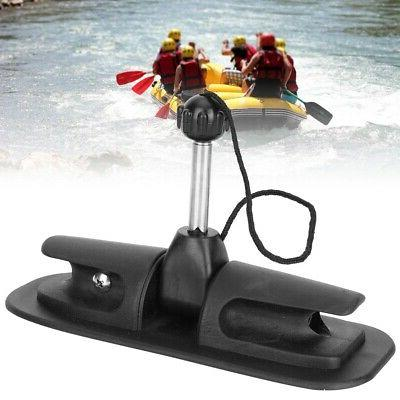 Inflatable Lock Paddle Lock Mount Holders Accessory Black