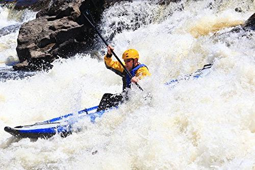 Sea Eagle Inflatable Kayak with