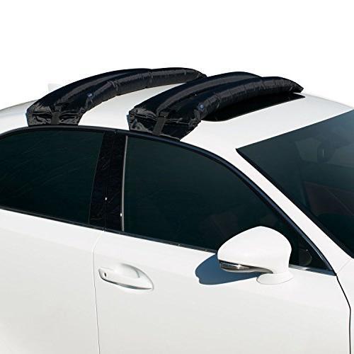 inflatable roof racks snowboard rack