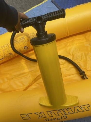 kayak Paddle Pump