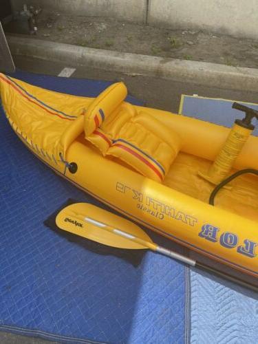 sevylor kayak Pump
