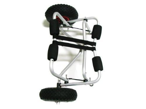 TMS X Jon Boat Dolly Transport Cart Wheel