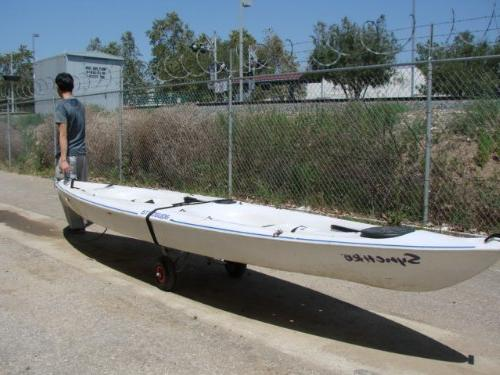 Boat Dolly Trailer Tote Transport