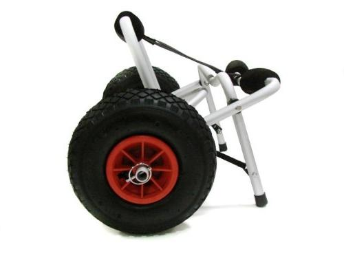 TMS X Boat Kayak Canoe Dolly Trailer Transport Cart Wheel