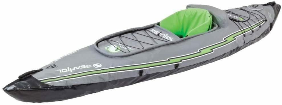 k5 quikpak 1 person kayak