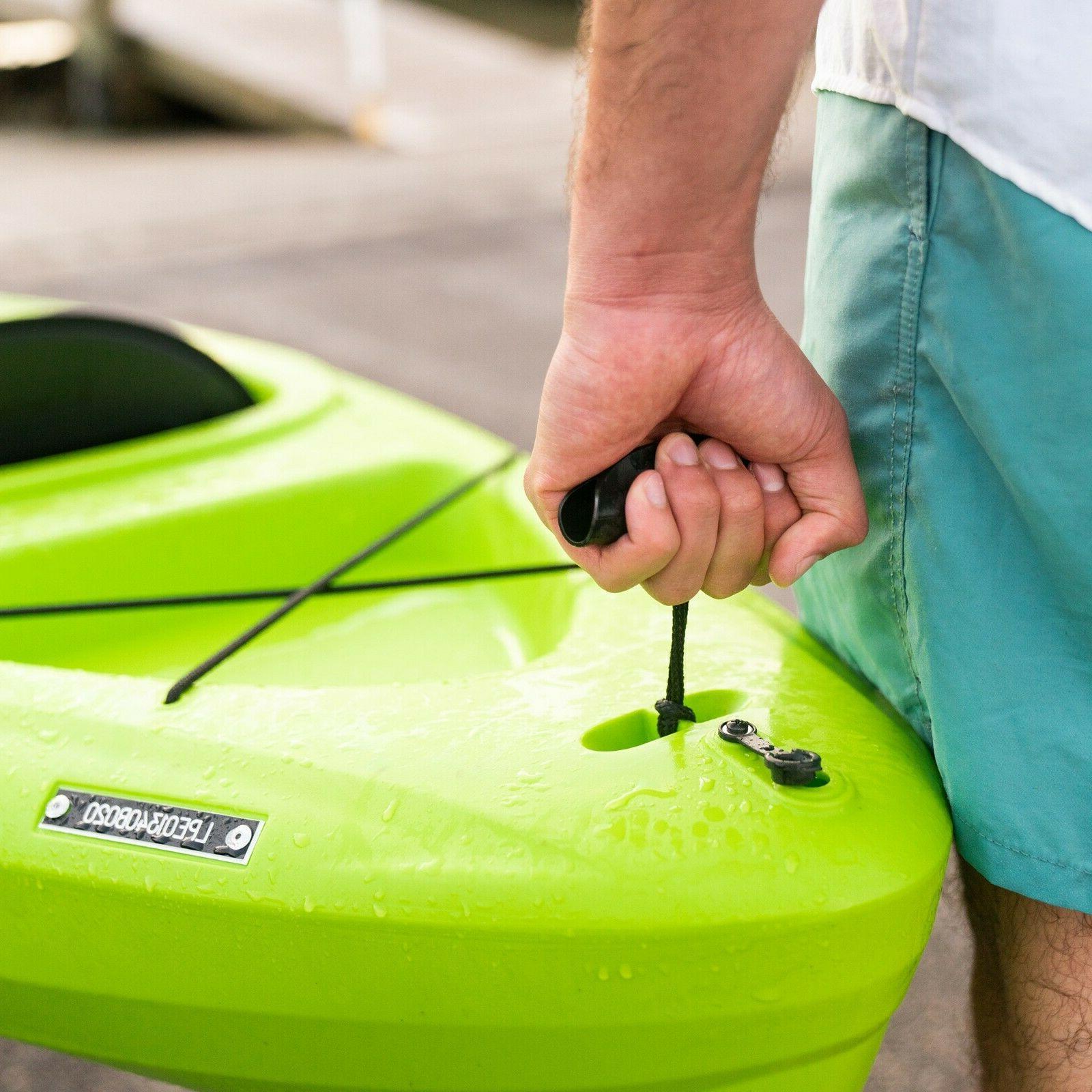 Kayak Boat Paddle Green seat