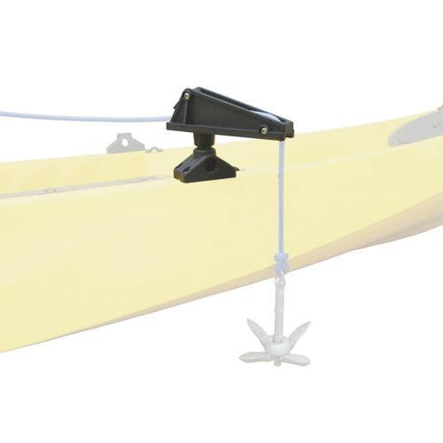 Kayak w/ Deck Bracket