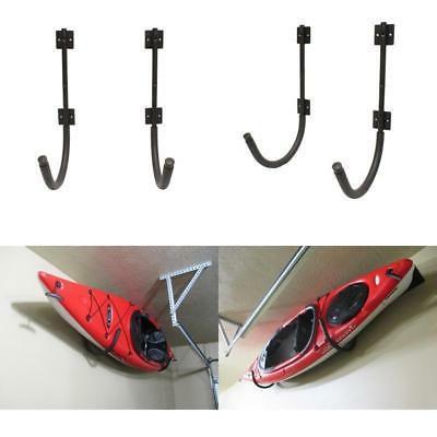 Kayak Canoe Storage Wall Hanger Hook Rack Shelf Outdoor And