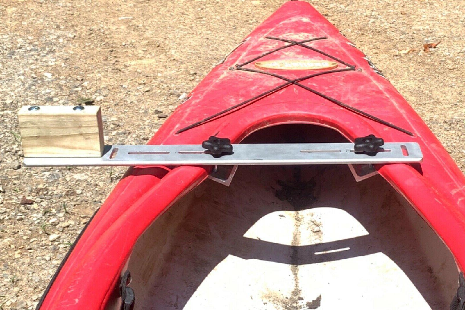 Kayak / Motor Mount in
