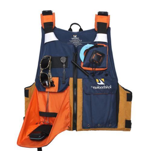 Kayak Life USCG iii Fit Fishing Vest