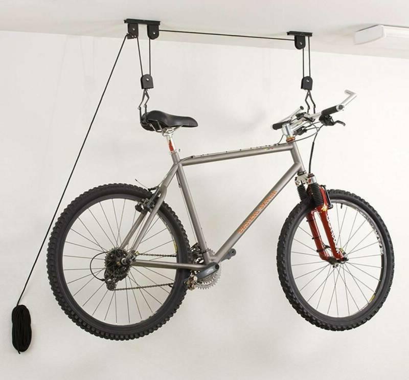 Bicycle Hoist Pulley