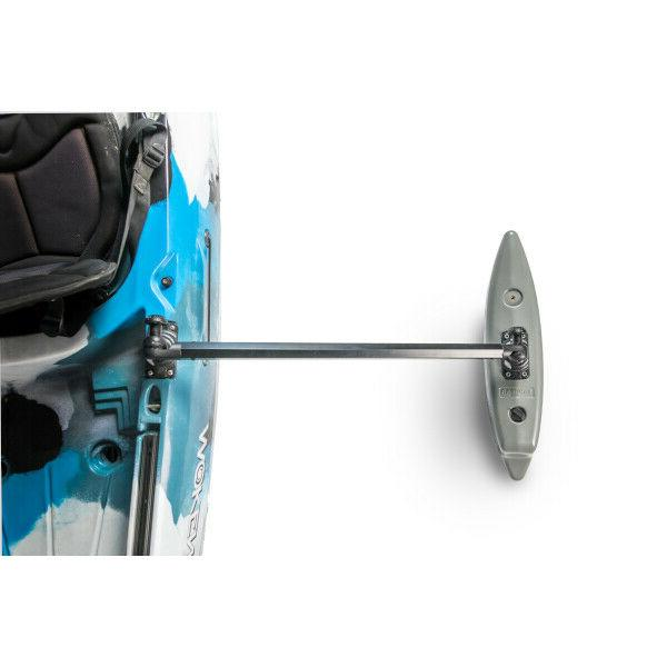 YakGear or Stabilizers / Outriggers paddle confidence