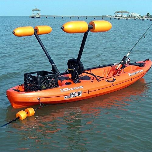 kayak outrigger stabilizer stabilizers outriggers
