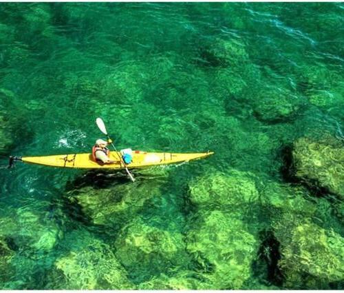 Overmont Kayak Paddle Double Oar Kayak Oars