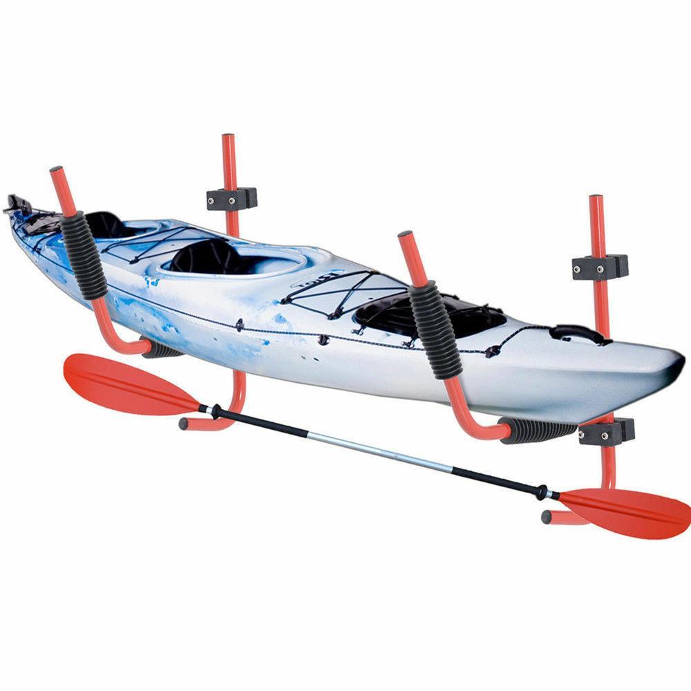 Kayak Steel Ladder Wall Mount Bike Surfboard