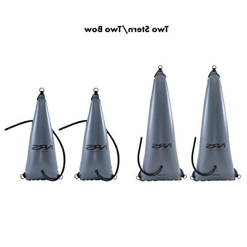 kayak stern float bags bow