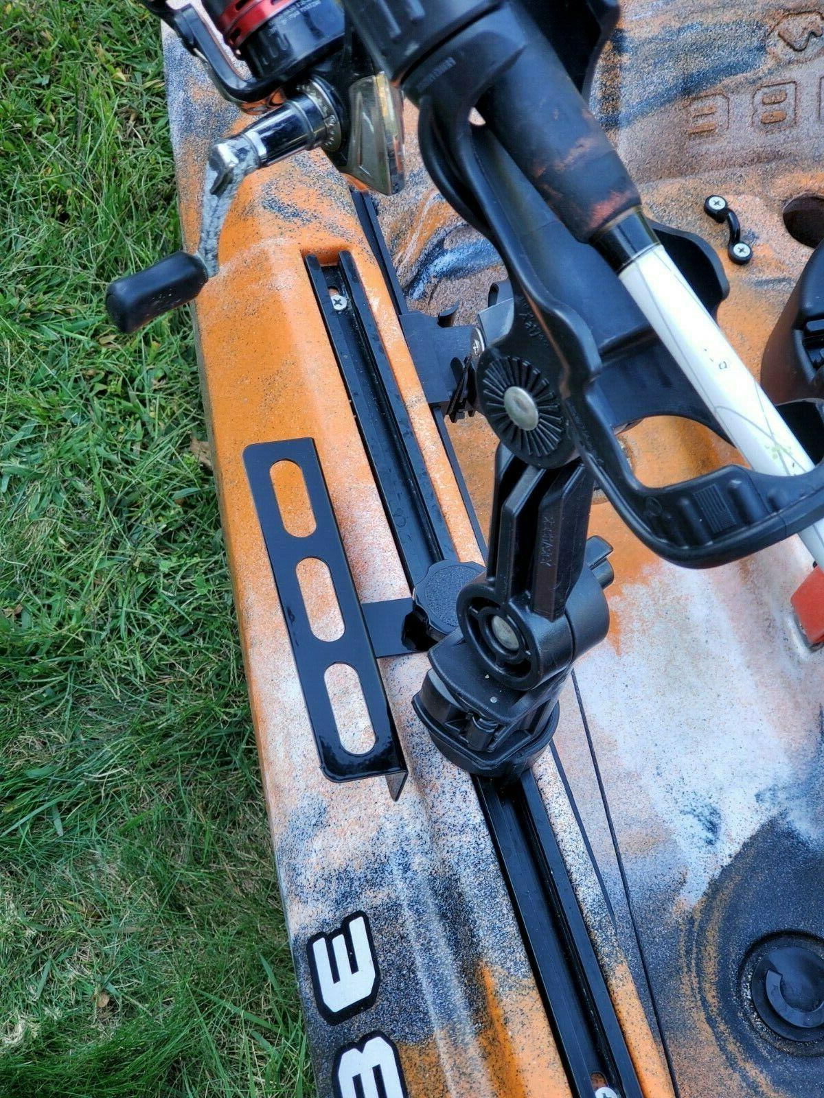 Kayak Track Tool Rod holder, Accessories