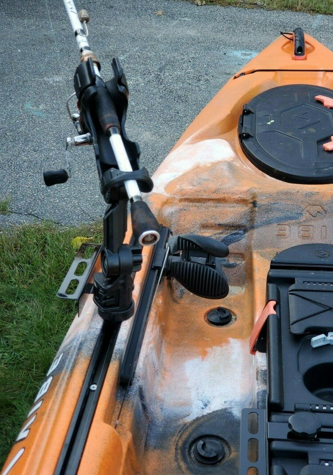 Kayak Track Tool Holder, Rod lease Accessories