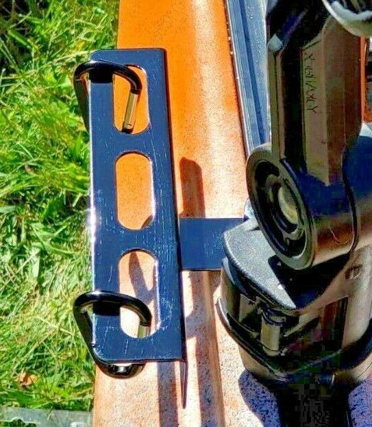 kayak track tool holder rod lease holder