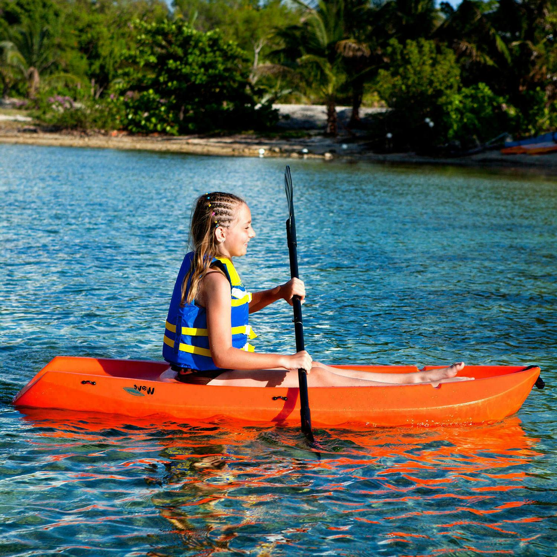 Kayak wave for ft - Orange